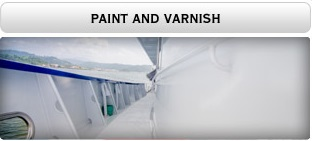 Ship paints and varnish